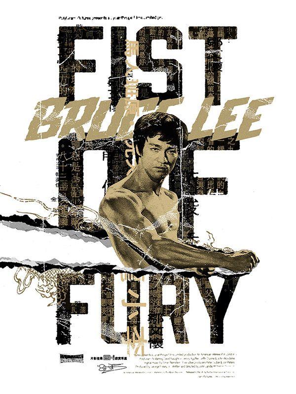 Bruce Lee - Triple on Behance