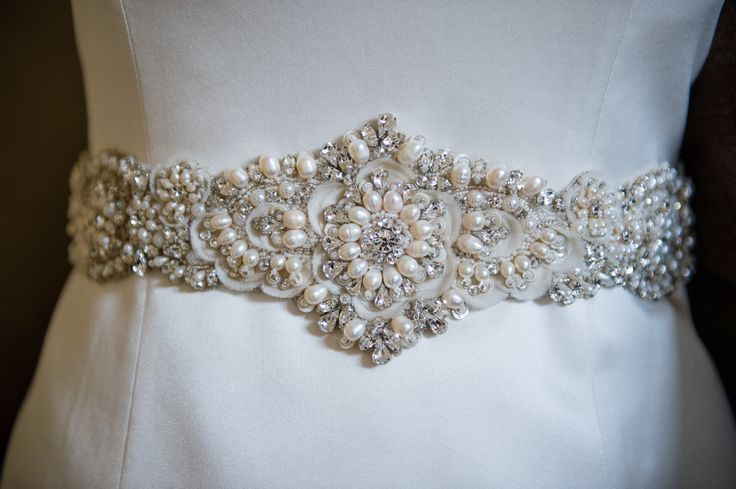 used wedding dresses blossom accessories crystal bridal belt