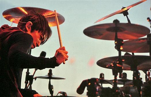 Yukihiro (L'Arc~en~Ciel) in WHAT's IN? (Japan music magazine) 2012. Jrock.