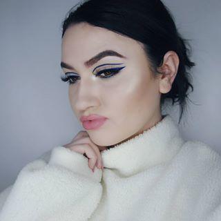 #mua #makeup #selfie #polishgirl #muapl #makeupartist #makeupaddict #girl