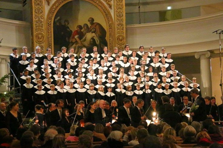 Bach Jouluoratorio - Cantores Minores