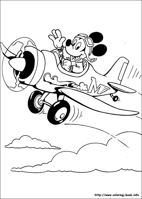 145 Mickey Printable Coloring Pages For Kids Find On Book Thousands Of
