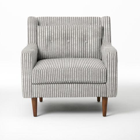 Best 20+ Armchair ideas on Pinterest   Teal armchair, Upholstered ...
