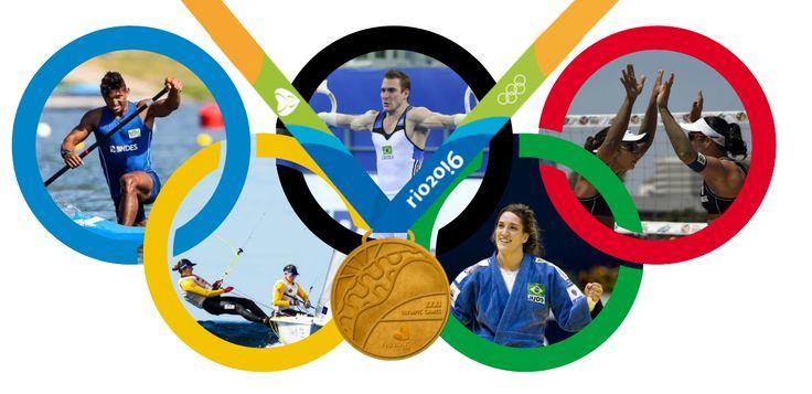 Olimpíadas 2016: os brasileiros são fortes candidatos ao ouro em dez modalidades