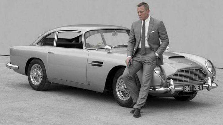 Bond in Motion. La mostra dedicata a tutte le auto di 007!