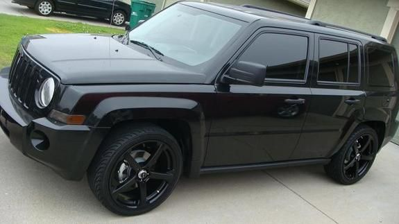 Image result for jeep patriot chrome rims