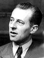 Hans Fritzsche. Commentateur radiophonique, il a dirigé l'information au ministère de la Propagande. Acquitté