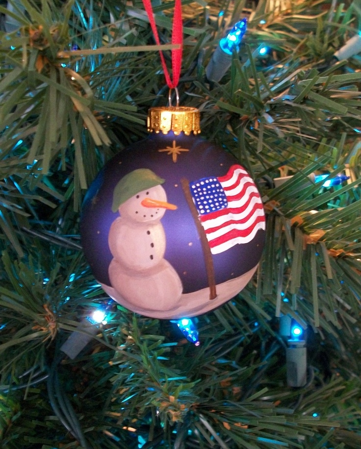 2014 National Christmas Tree Lighting: 113 Best Images About Military Christmas Ornaments On