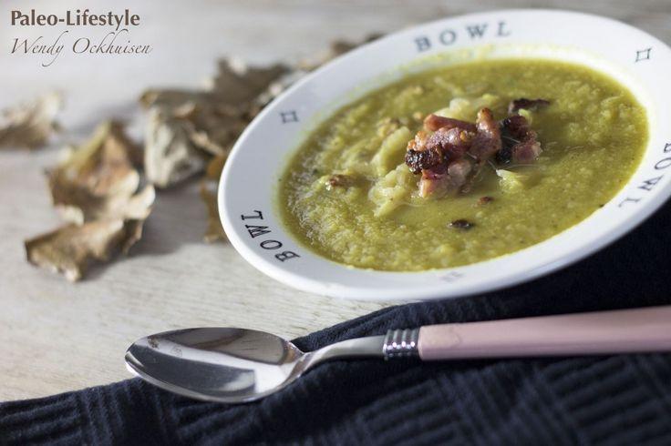 Herfst soep met zuurkool en spekjes (en waarom koolhydraten soms direct in vet worden omgezet)