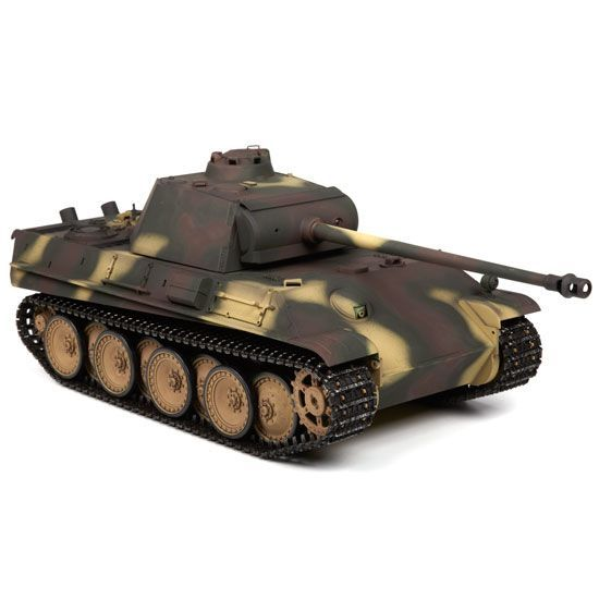 IMEX Taigen Panther 2 4GHz 1:16 Electric RTR RC Airsoft Tank
