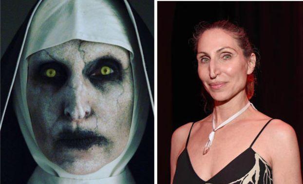 Wajah Asli Bintang Film Horor di Kehidupan Nyata