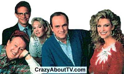 Newhart TV Show Cast