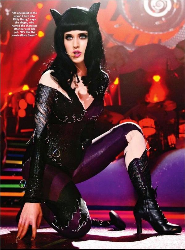 Katy as Kitty Purry <3