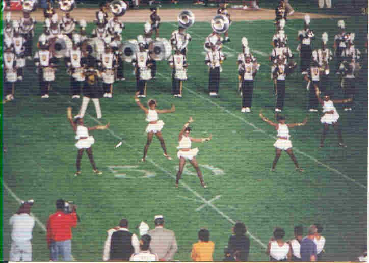 Alabama State University Marching Hornets Alumni Band Page