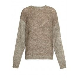 By Malene Birger Kinno Knit - Gold #bymalenebirger #knit #gold #winter #aw13