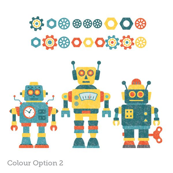 70 Best ROBOTS Images On Pinterest Robot Vintage Robots