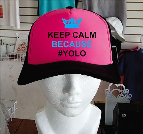 gorras con tu diseño favorito