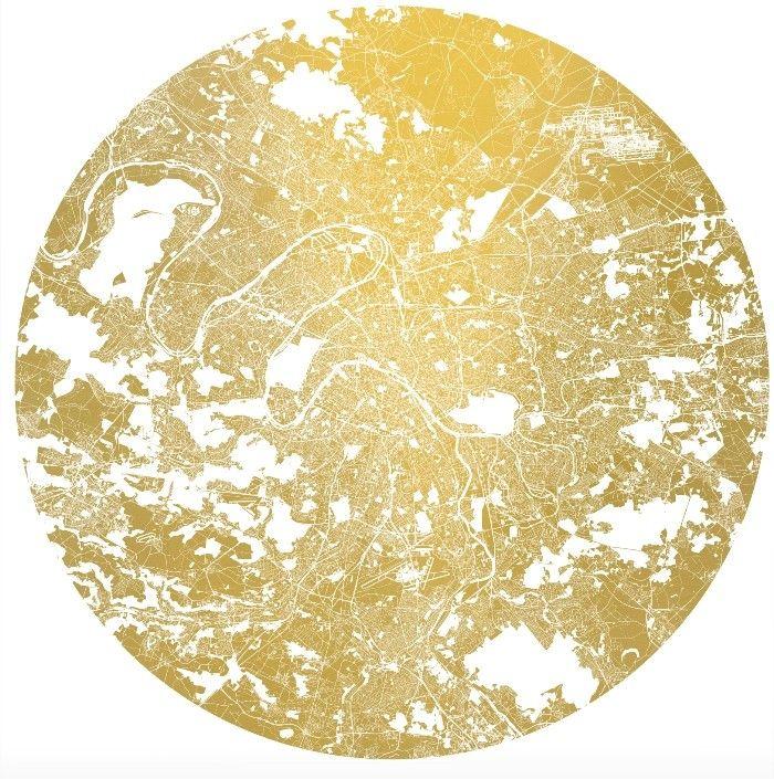 Ewan David Eason Paris map