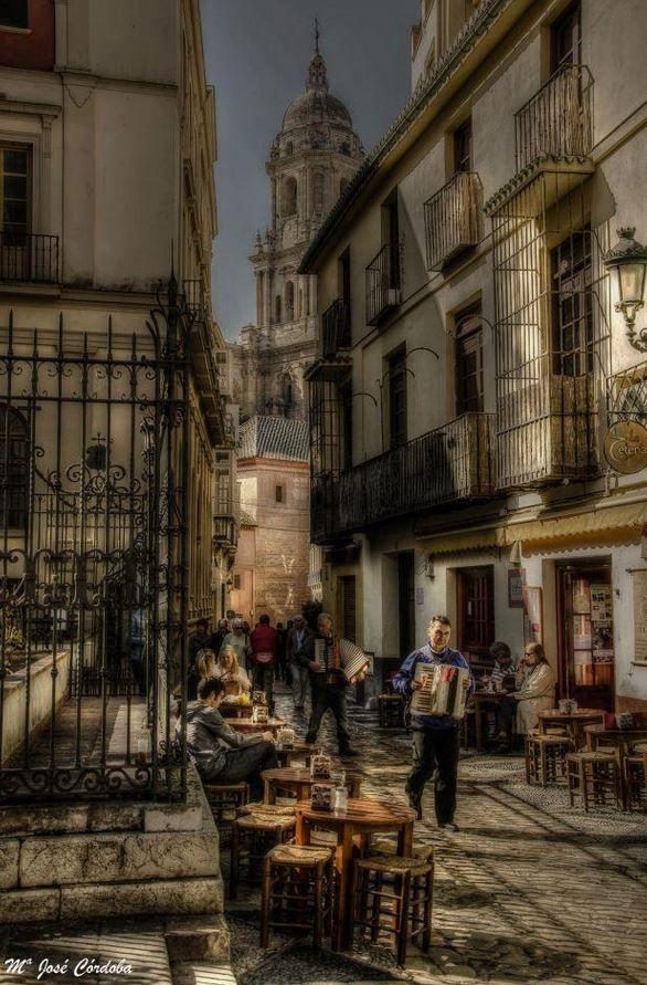 Place M Laga Andaluc A Spain Photo By Maria Jos Cordoba Beautiful Spain Pinterest