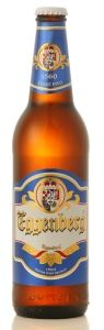 Light draught EGGENBERG - Light draught beer Eggenberg is typical Czech light draught beer with gold colouring, medium richness of hop bitterness, fine strong flavour and specific frothiness. Alcohol volume 4%.