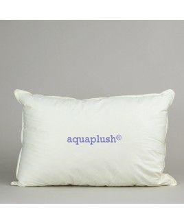 aquaplush combed polyester pillow a hotel favorite the down etc 235 thread count aquaplush