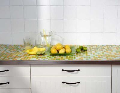 41 Best Kitchen Countertop Ideas Images On Pinterest Tile Counter Tops Kitchen Baking