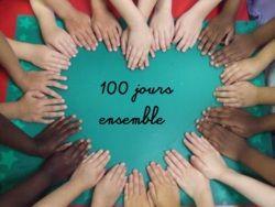 * La fête du 100 ème jour de classe!