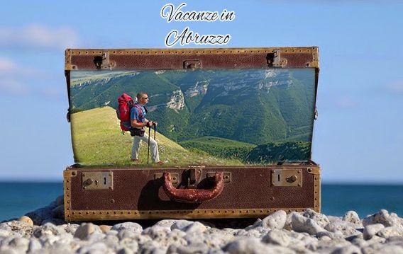 Vacanze in Abruzzo. Trekking or Walking in the Majella National Park.