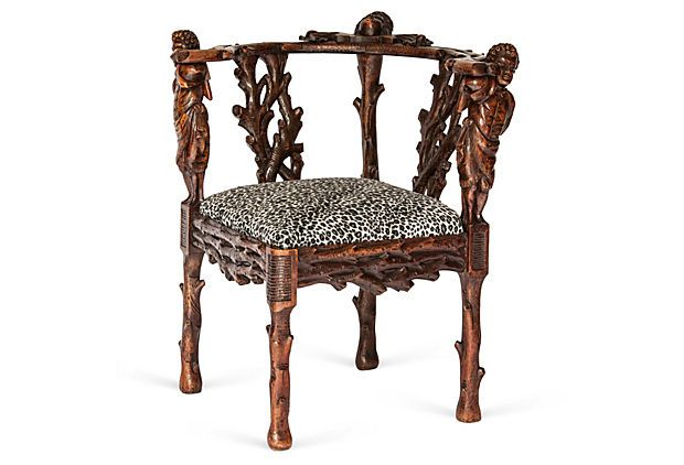 67 Best Chairs Images On Pinterest Antique Furniture