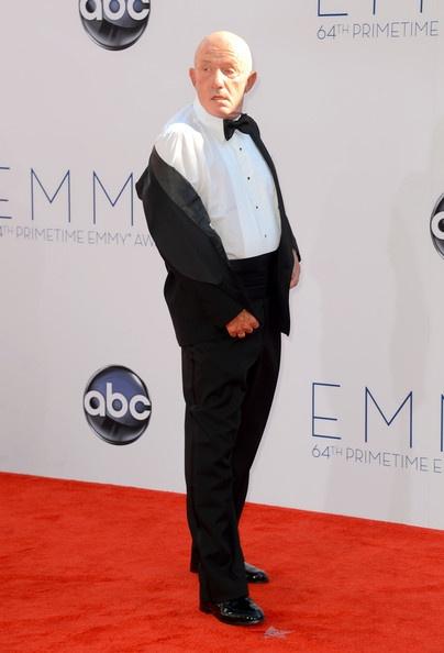 Jonathan Banks - 64th Annual Primetime Emmy Awards - Arrivals
