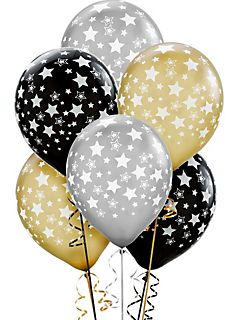 Star Balloons 20ct