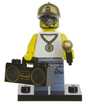 Golden DJ: Lego Mini-figures Series #3 [#15] by LEGO. $9.49. This series is made up of 16 mini-figures (EACH SOLD SEPARATELY): Wise Fishman, Master Aviator, Tribal chief, Ultimate Samurai, Lady Surfer, Dark Cyborg, Sumo Yokozuna, Crazy Mummy, Legoland Paladin, Princess Tennis, Speedy Racer, Gorilla Man, Mad Alien, Hawaii Diva, Golden DJ, and Baseball Hero. A mini lego stand is also included with each figure.. What makes Lego fun? The joy of how easy it is to create. Now, Leg...