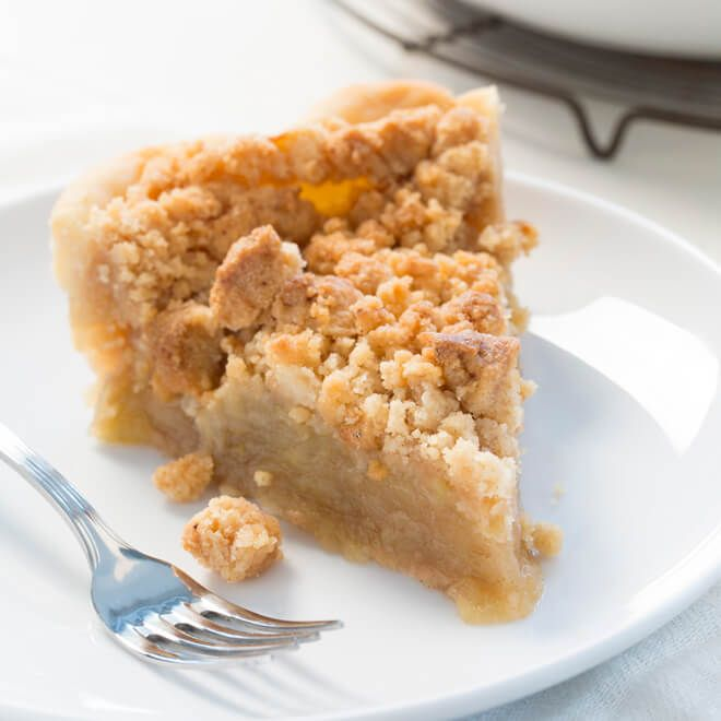 Gluten Free Dutch Apple Pie | Gluten Free on a Shoestring