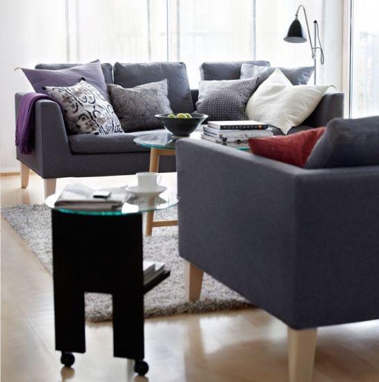 Norrgavel, sofa 100