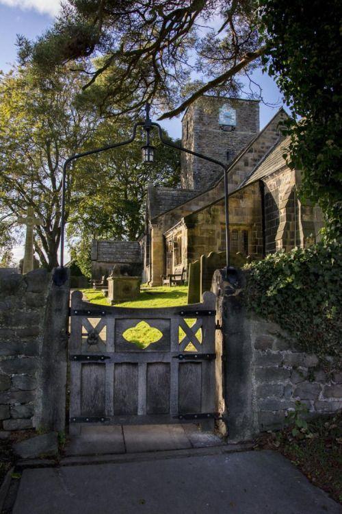 raindropsonroses-65: Leathley Church by Darrell Evans on Fivehundredpx — FUCKITANDMOVETOBRITAIN