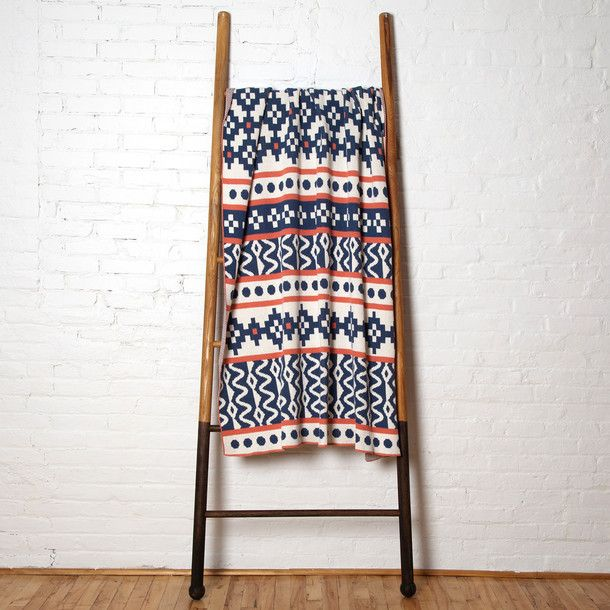 This recycled cotton throw from In2Green is as cosy as it is sustainably made.