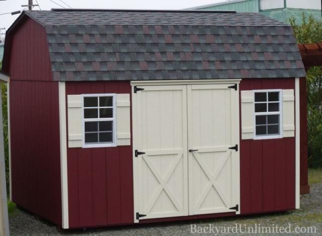 124 best images about storage sheds studios backyard for Cedar ridge storage
