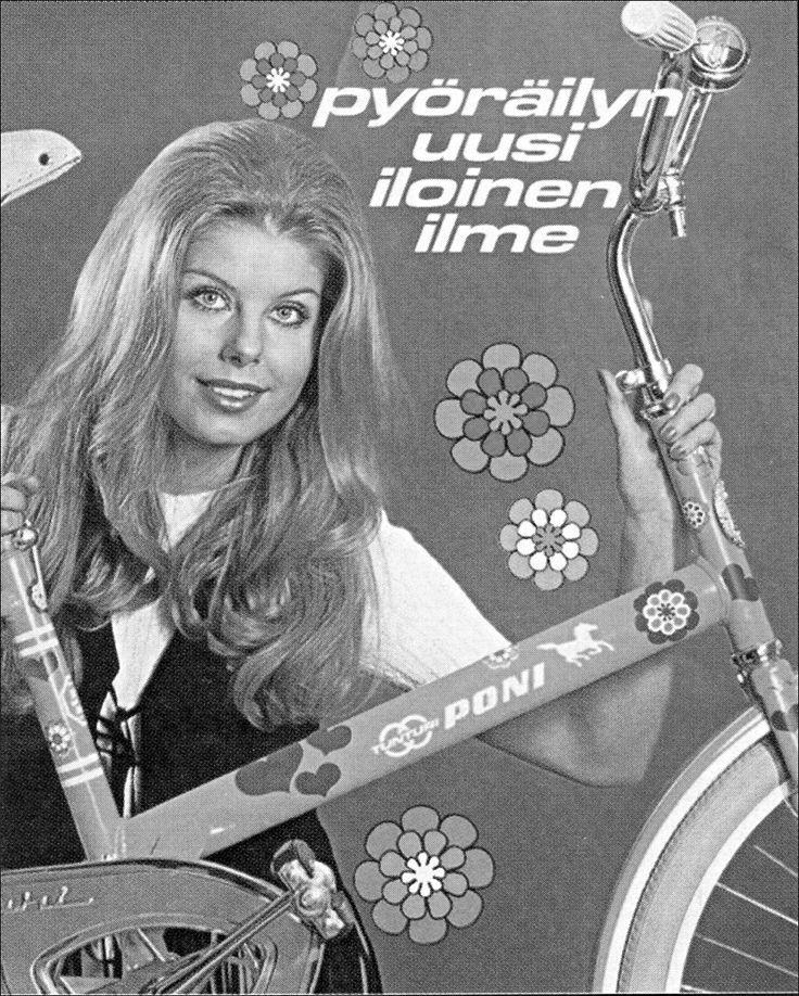 Tunturi Poni 1967 (70-luvulta, päivää ! -blogi)
