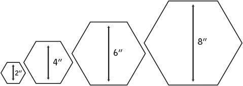 Hex N More Cutting Tutorials - Hexagon