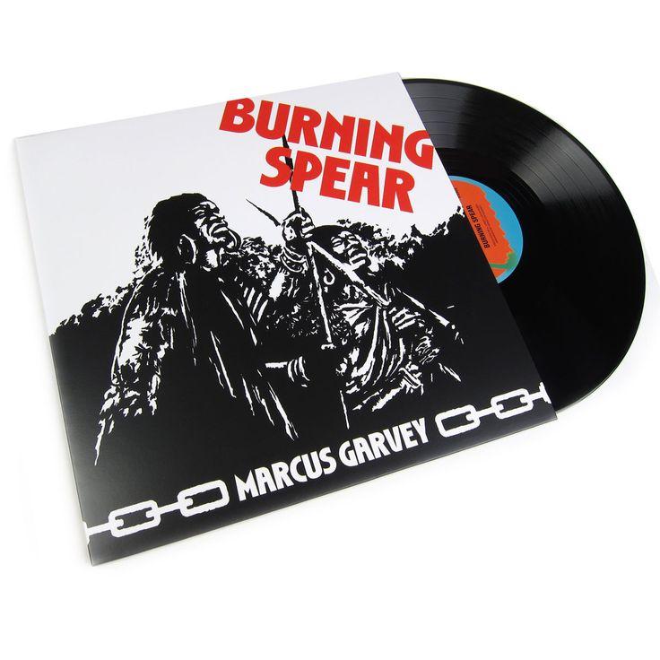 Burning Spear: Marcus Garvey Vinyl LP