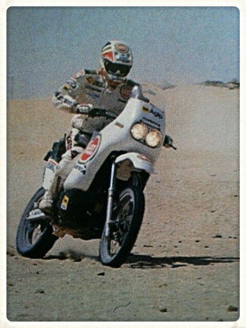 Orioli Cagiva Dakar 90