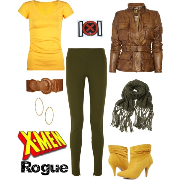 Rogue costume for next holloween