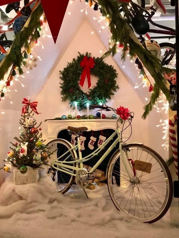 Happy Holidays from Chicago Bicycle Company! Shop online 24/7 https://www.chicagobicyclecompany.com