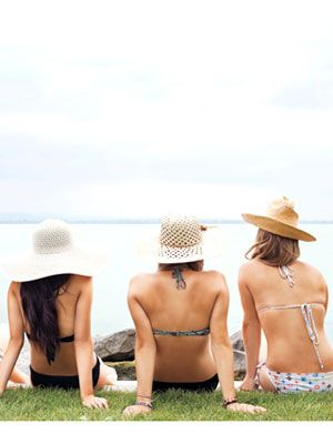 Learn how to plan a much-needed #getaway for you and your girlfriends.