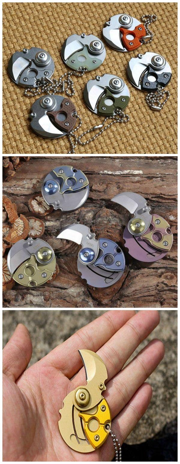 Folding Coin Knife