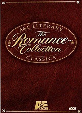A&E Literary Classics - The Romance Collection Megaset (Pride and Prejudice / Emma / Victoria & Albert / Tom Jones / Jane Eyre / Lorna Doone / Ivanhoe / The Scarlet Pimpernel) by Colin Firth