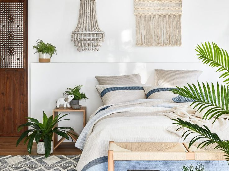 Three Must Read Tips For Achieving A Bohemian Décor In: 9 Ways Plants Can Boost Your Health And Wellbeing In 2019
