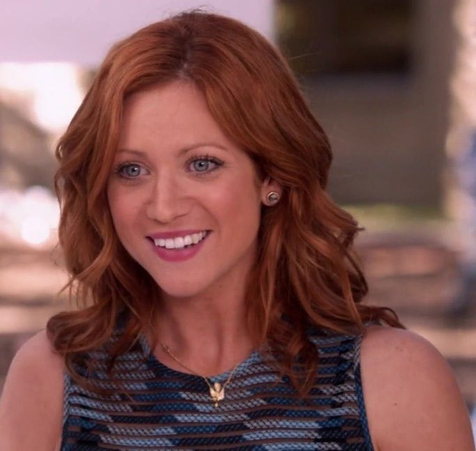 Perfect red hair: Chloe from Pitch Perfect