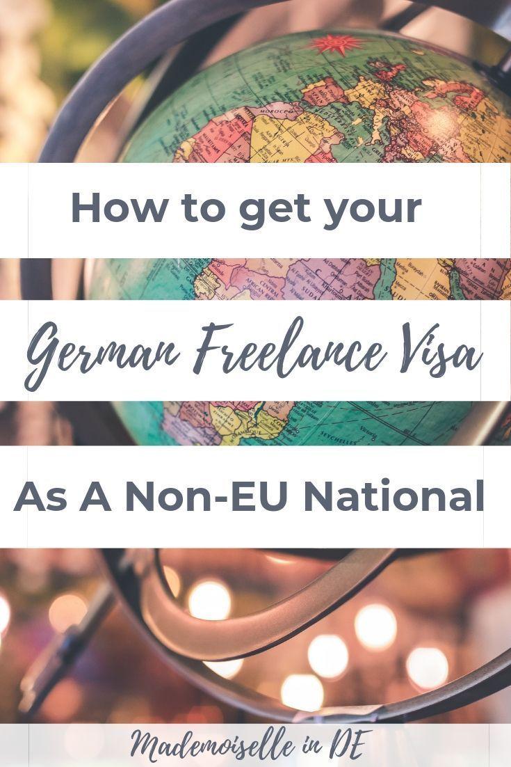 How I Got My German Freelancer Visa As An Indian In 2020 Living Abroad Visa Travel Jobs