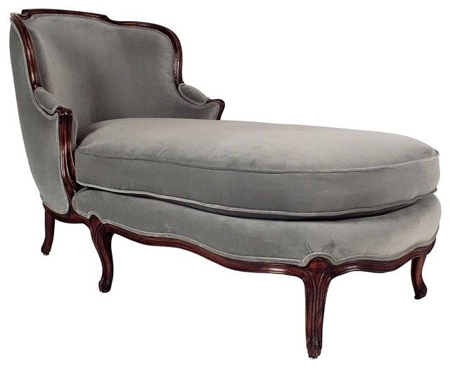 Traditional Chaise Lounge Chairs With Gorgeous Designs